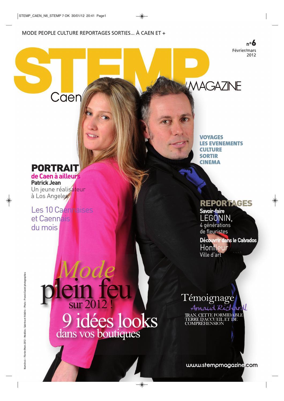 6 stemp magazine caen by stemp magazine - issuu