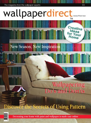 The Magazine From The Wallpaper Experts