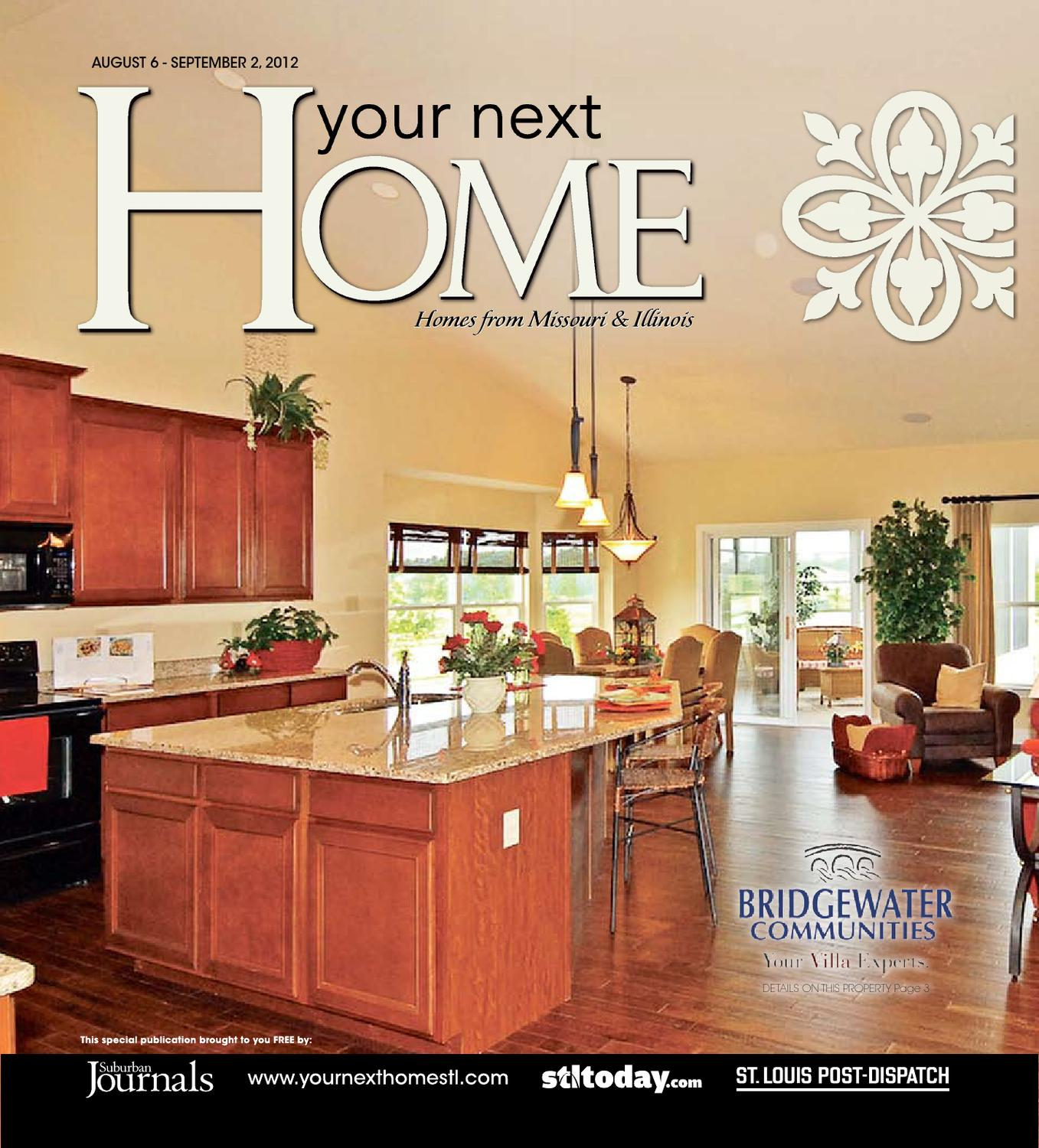 Your Next Home August 2012 by stltoday issuu