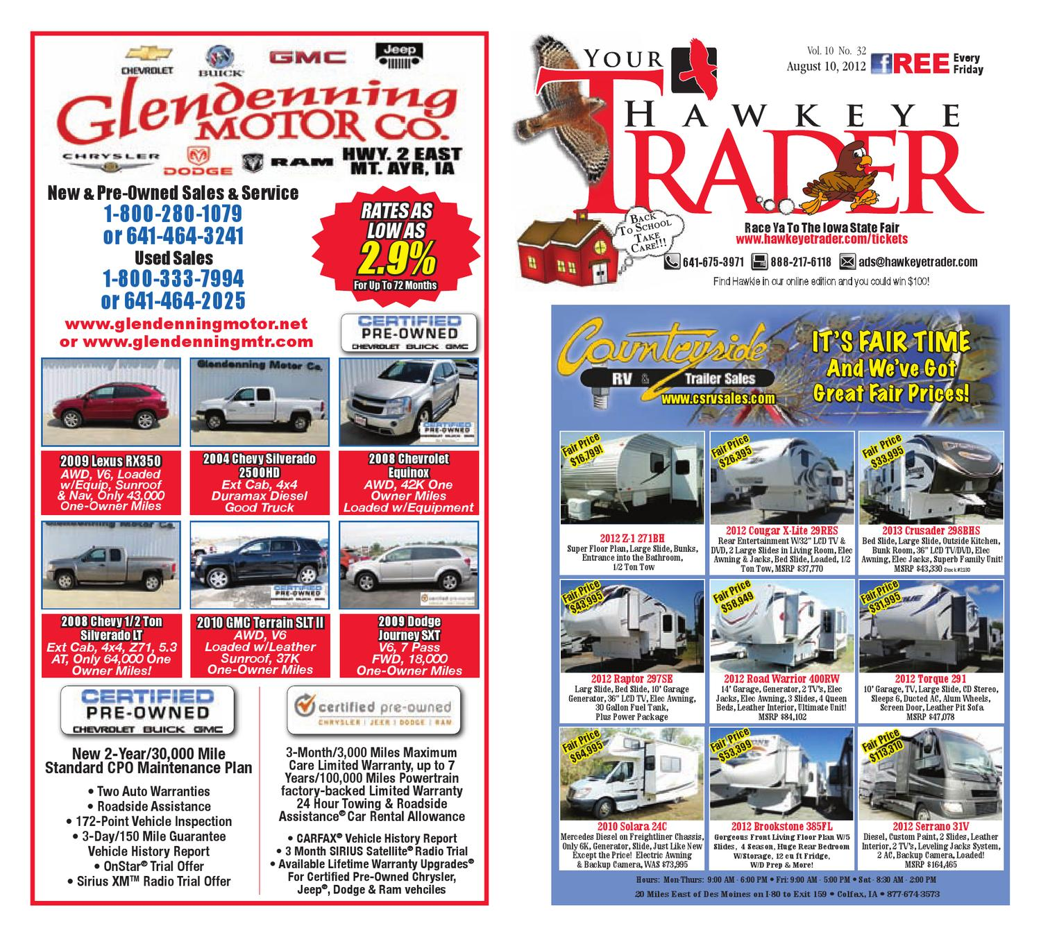 August 10 2012 By Hawkeye Trader Issuu Oil Filter Chevrolet Spin 1300 Cc Diesel