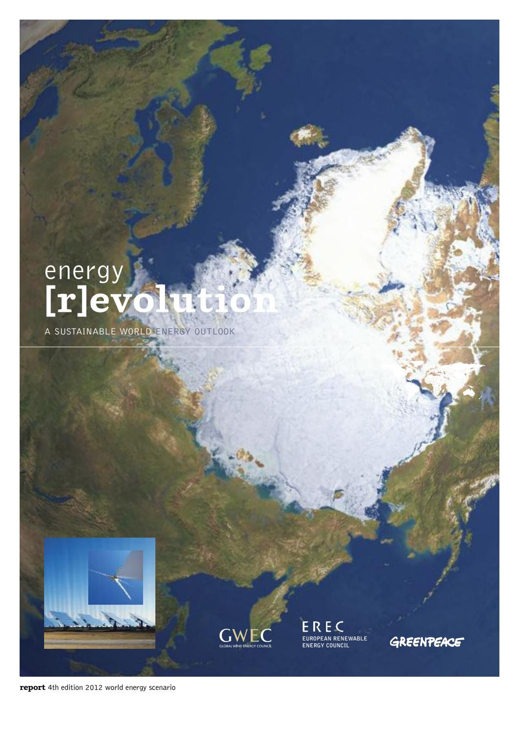 Energy Revolution 2012 by Greenpeace International - issuu on