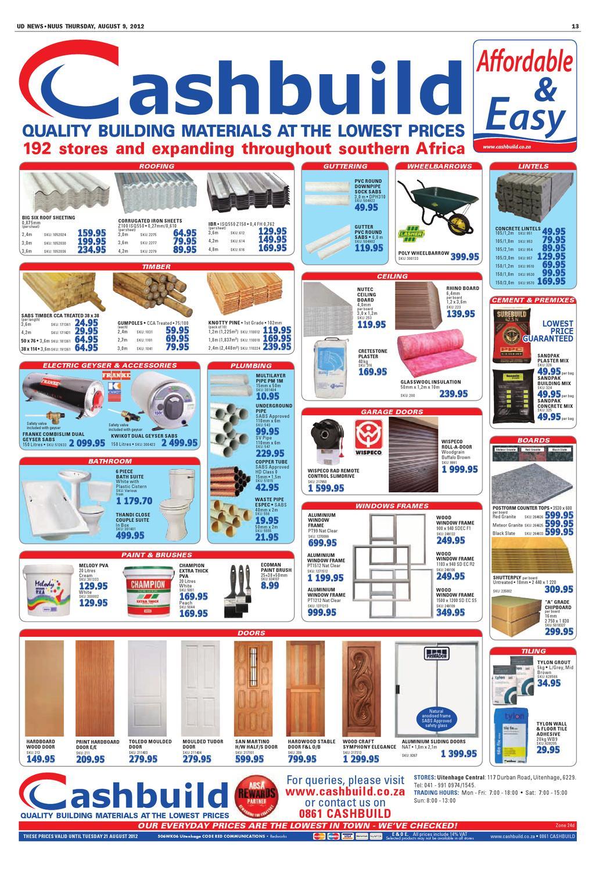 Aluminium Windows Catalogue : Ud news by express issuu