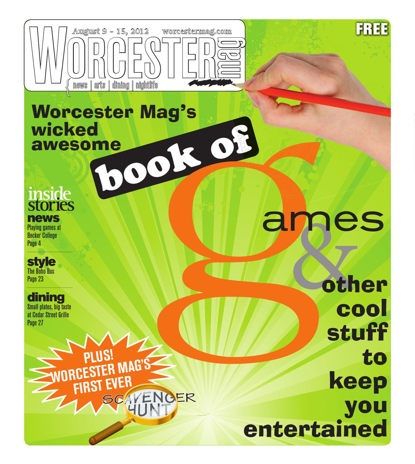 Worcester Mag August 9 2012 by Worcester Magazine issuu