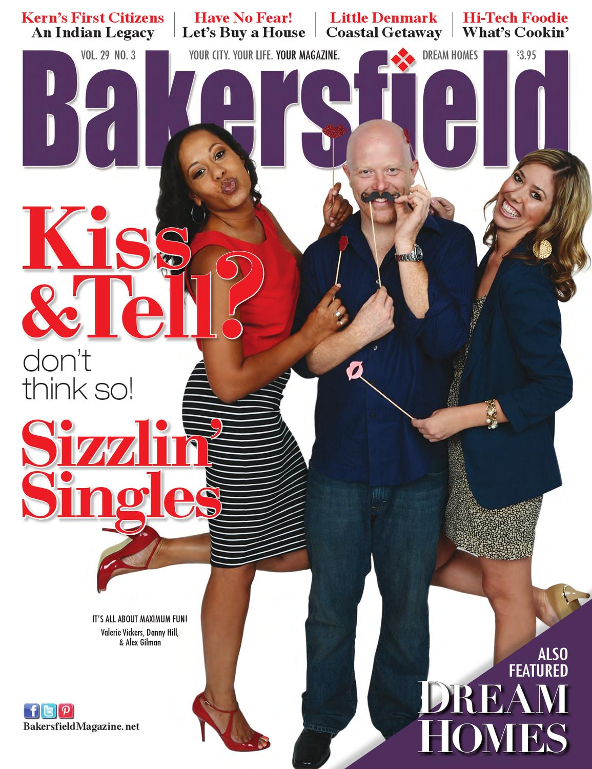 Bakersfield magazine 29 3 sizzlin 39 singles by for Bakersfield home magazine