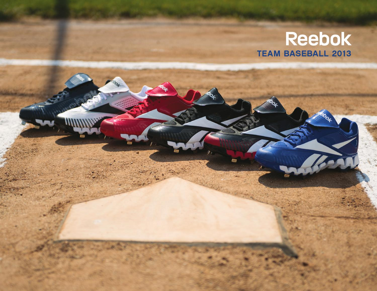 Reebok Baseball   Softball Uniforms 2013 by Uniforms Express - issuu de16fa93c