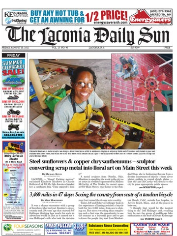The Laconia Daily Sun, August 10, 2012 by Daily Sun - issuu