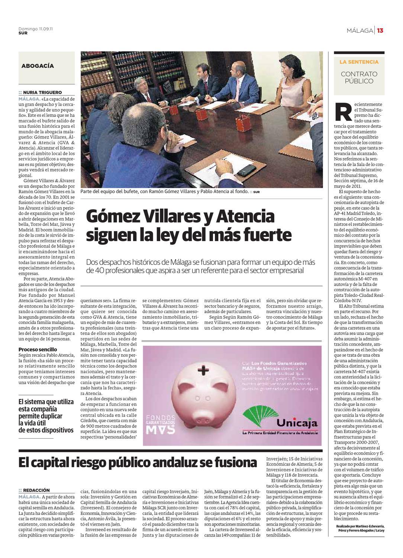 120810 Apariciones by GVA & Atencia Abogados - issuu