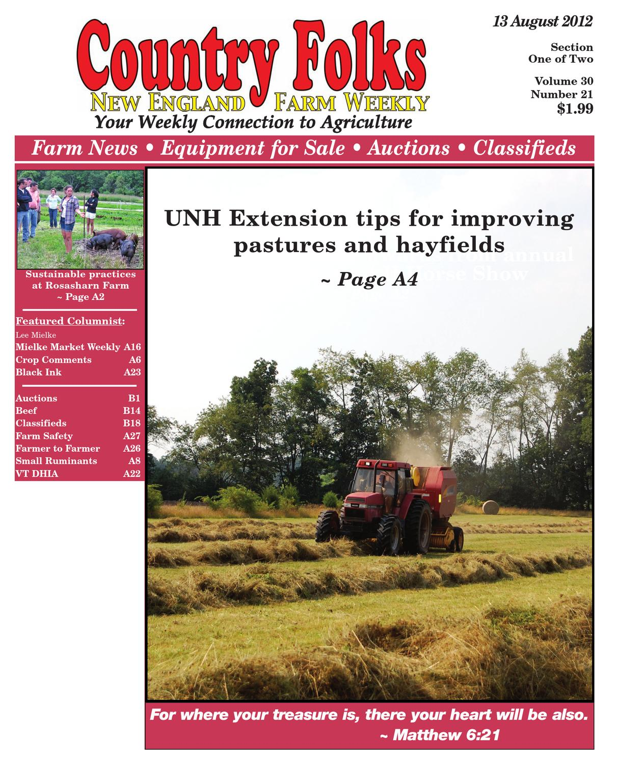 Coutry Folks New England 8 13 12 by Lee Publications - issuu