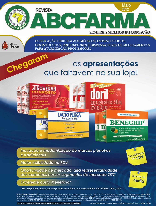 07459e82ecd13 Revista ABCFARMA Maio 2012 by ABCFARMA ABCFARMA - issuu