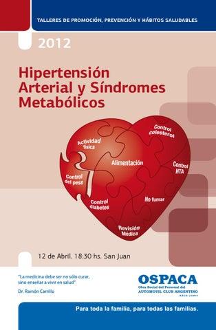 club de hipertensión y diabetes