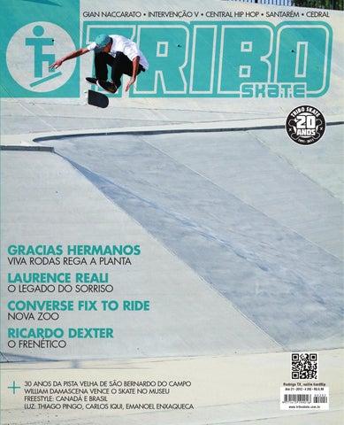 6643abe0caa7f Tribo Skate Edição 202 by Revista Tribo Skate - issuu