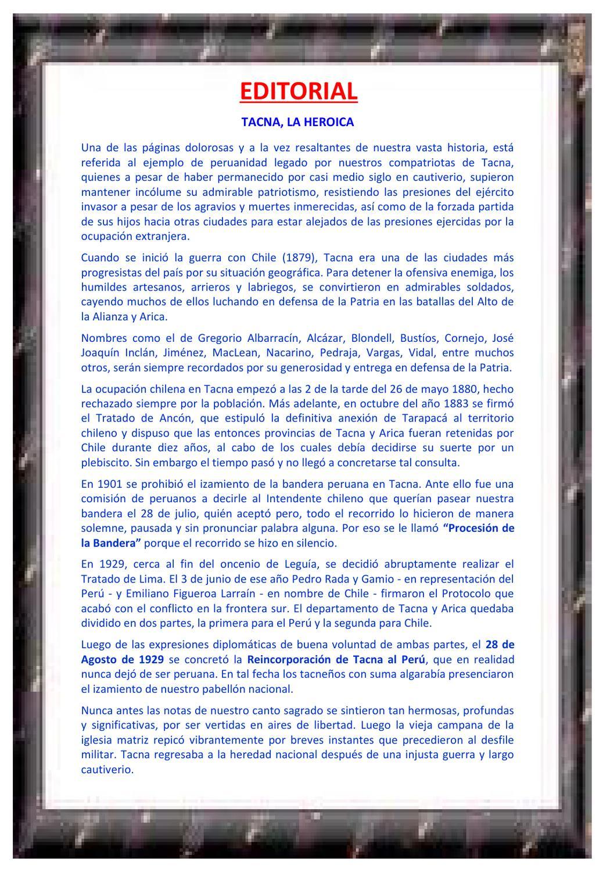 Peri dico mural mes agosto by dante omar panta carranza for Cultura para periodico mural