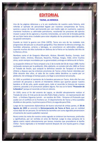Peri dico mural mes agosto by dante omar panta carranza for Editorial de un periodico mural
