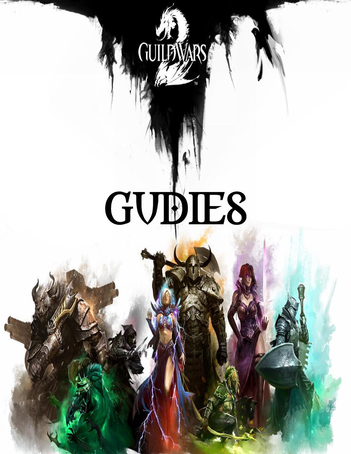 GW2 Guide by Deckoly by GW2 PDF - issuu