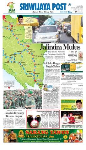 Lampugpost Edisi Minggu 12 Februari 2012 By Lampung Post Issuu