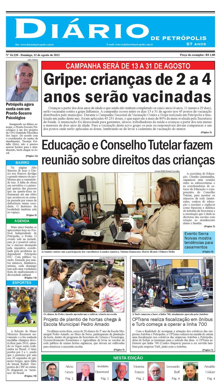 diariodepetropolis by Diário de Petrópolis - issuu 080e298138