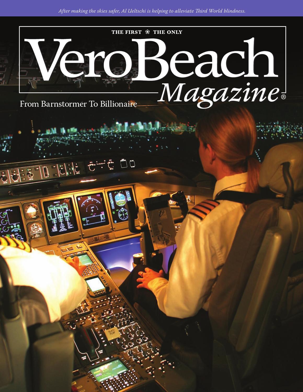 Al Ueltschi: From Barnstormer To Billionaire by Vero Beach