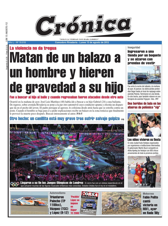 d9a0fb946627aa9a5a17a7d6cccf1af2 by Diario Crónica - issuu