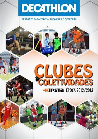 Decathlon - Clubes e colectividades - Época 2012 2013 by Decathlon ... 7c24d764e444a