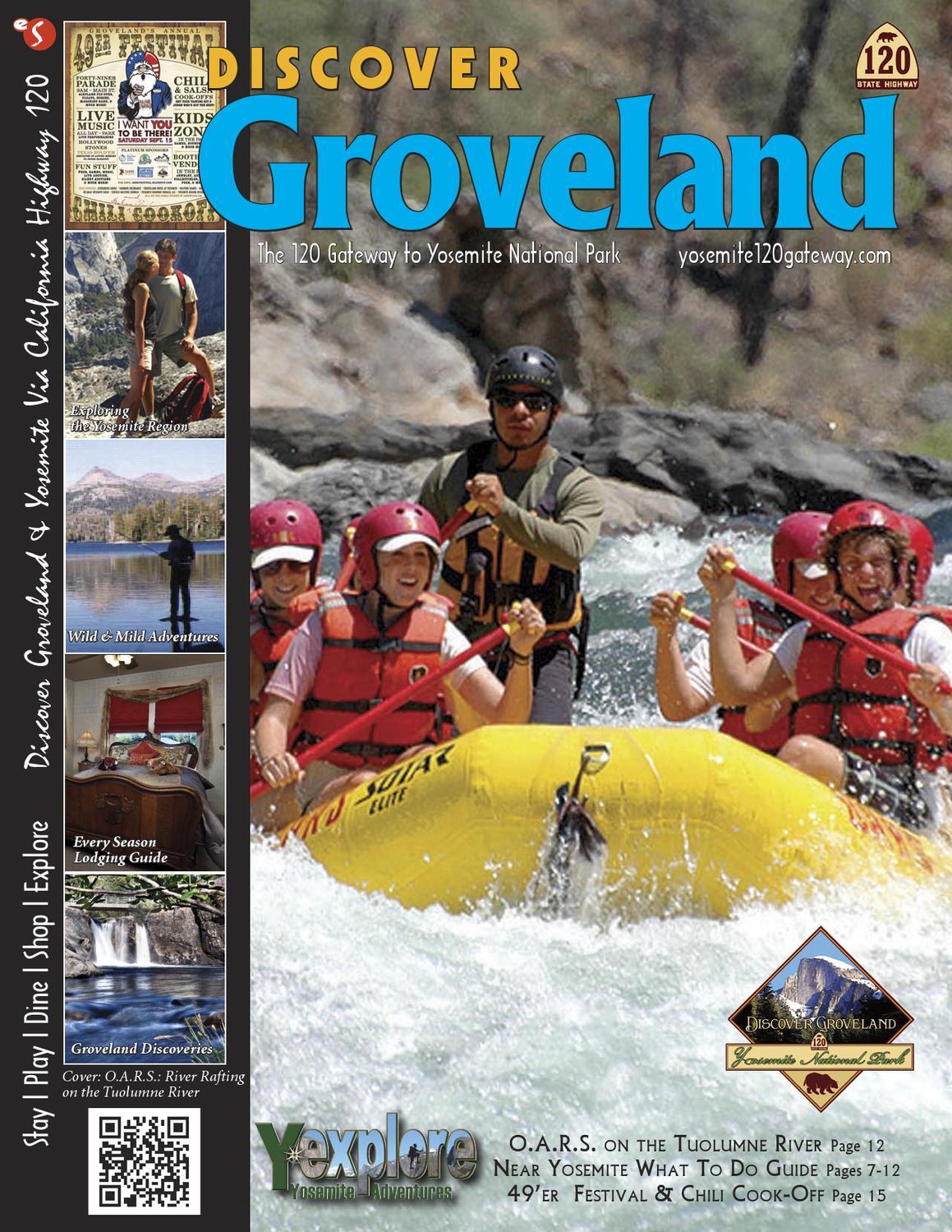 Discover Groveland Summer, Fall, Winter 2012 by Paul Bell