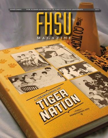 Fhsu Magazine Homecoming 2012 By Fhsu Alumni Association Issuu