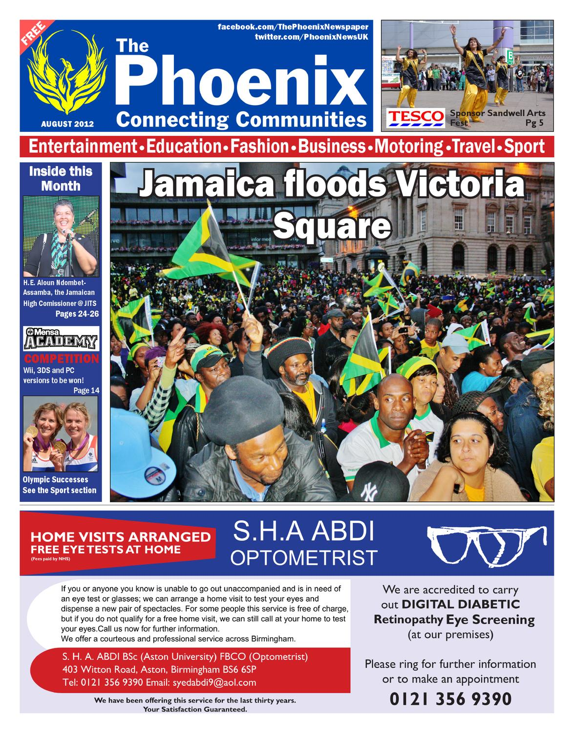 The phoenix newspaper august 2012 by the phoenix newspaper issuu nvjuhfo Choice Image