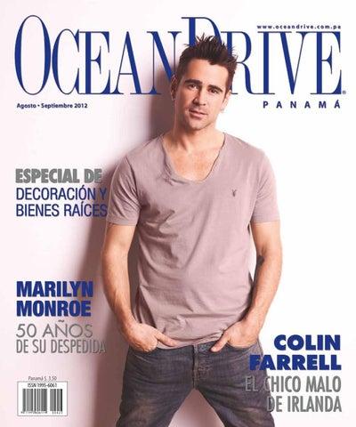 1d7d480fa1 Ocean Drive Panama Agosto-Septiembre2012 by Ocean Drive Magazine ...
