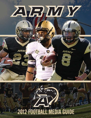 2012 Army Football Media Guide by Army West Point Athletics - issuu f40ba4278