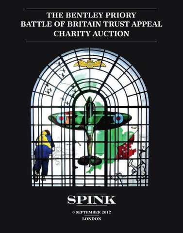 The Bentley Priory Battle of Britain Trust Appeal Charity Auction by ... 413162503