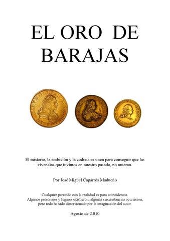 e813abef1b0a El oro de barajas by Juan Aº Olmo - issuu