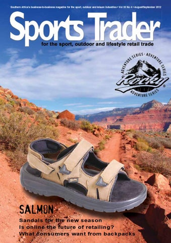 cccd4f7346f4 Sports Trader August September 2012 by Nelle du Toit - issuu