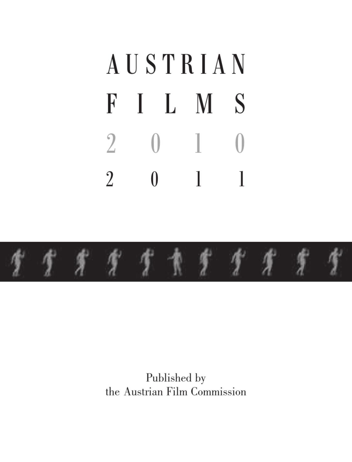 Angela Gregovic Nude afc katalog 2010 - 2011austrian film commission - issuu