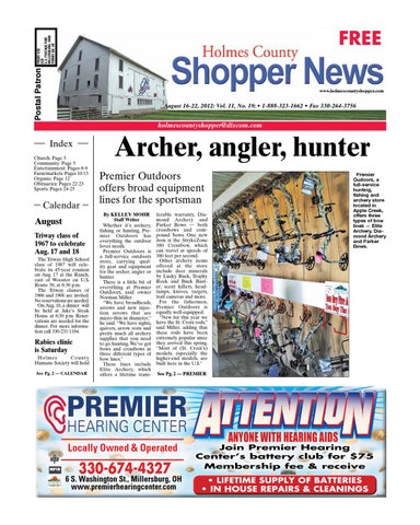 Holmes county shopper aug 16 2012 by gatehouse media neo issuu page 1 fandeluxe Image collections