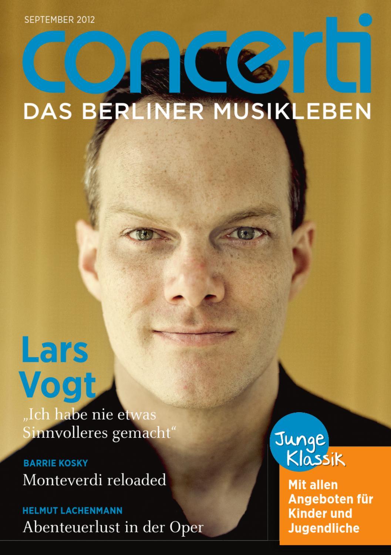 concerti - Das Berliner Musikleben September 2012 by concerti - Das ...
