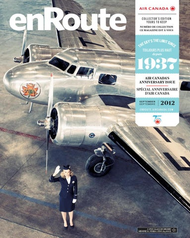e2766575ad32 Air Canada enRoute Magazine – September   septembre 2012 by Spafax ...