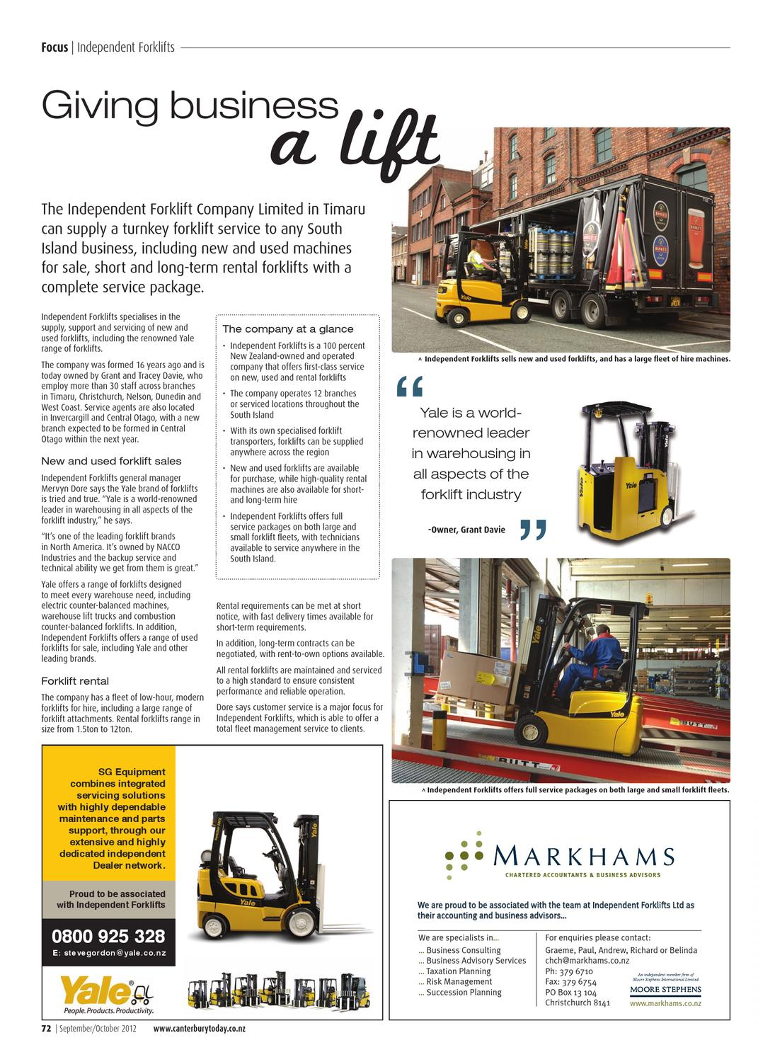 Canterbury Today Magazine issue #114 by Academy Group - issuu