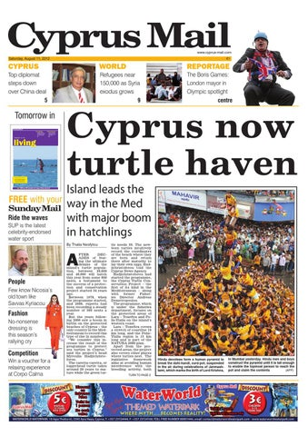 Cyprus Mail By Co Ltd