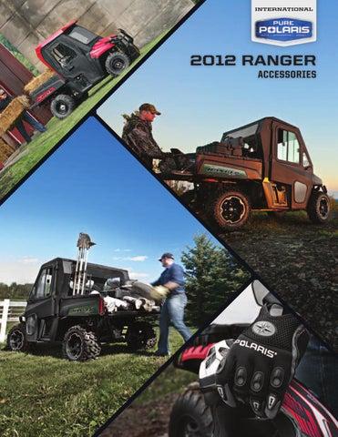 Pure Polaris ATV Ranger FRONT RECEIVER HITCH 2877040 XP Crew HD 4x4 Models New