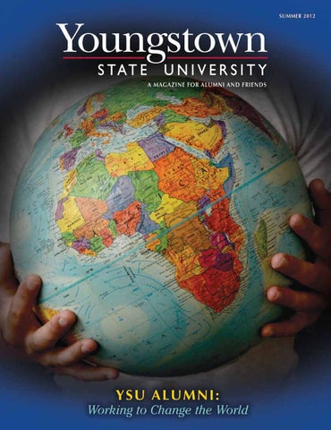 YSU Summer Alumni Magazine by Youngstown State University - issuu on