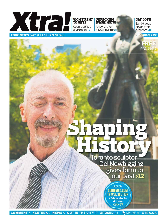 Xtra, Toronto's Gay and Lesbian News