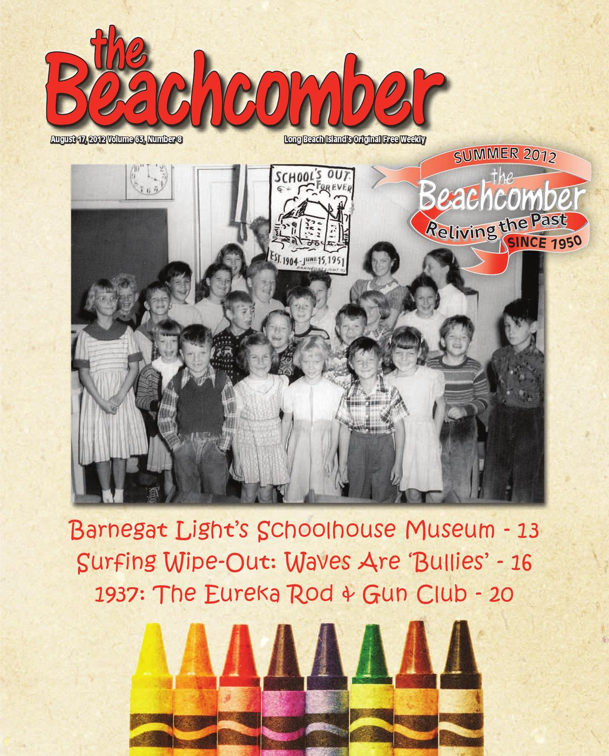 The Beachcomber August 17 2012 Vol 63 No 8 By The Sandpaper Issuu