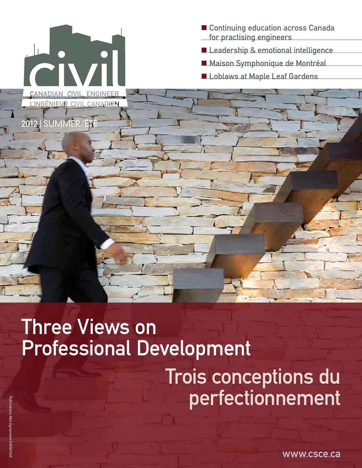 Béton Haute Performance Recette civil (canadian civil engineer)annex business media - issuu
