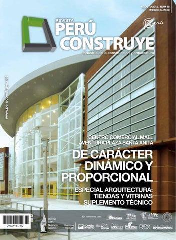 Revista Perú Construye N° 18 by GRUPO DIGAMMA - issuu b80519e204e16
