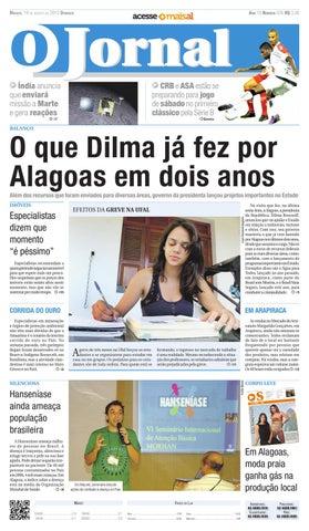 OJORNAL 19 08 2012 by OJORNAL SISTEMA DE COMUNICACAO - issuu fed327e6a41c8