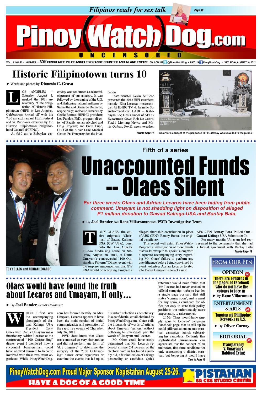 Ang Kapitbahay 2003 Tagalog Movie pinoywatchdog | 22nd issue 18 august 2012pinoy