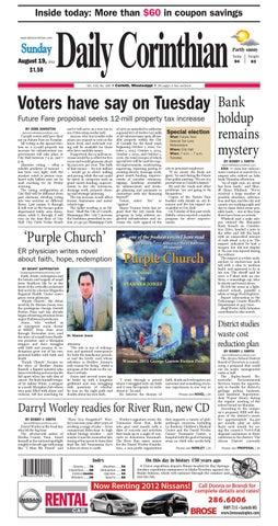 a2f98fae9eb85 Corinth Eedition by Daily Corinthian - issuu