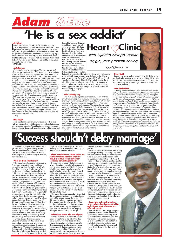 Sun News - August 19, 2012 by The Sun News - issuu