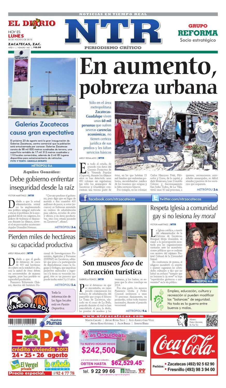 El Diario NTR by NTR Medios de Comunicación - issuu 56d72806ae1