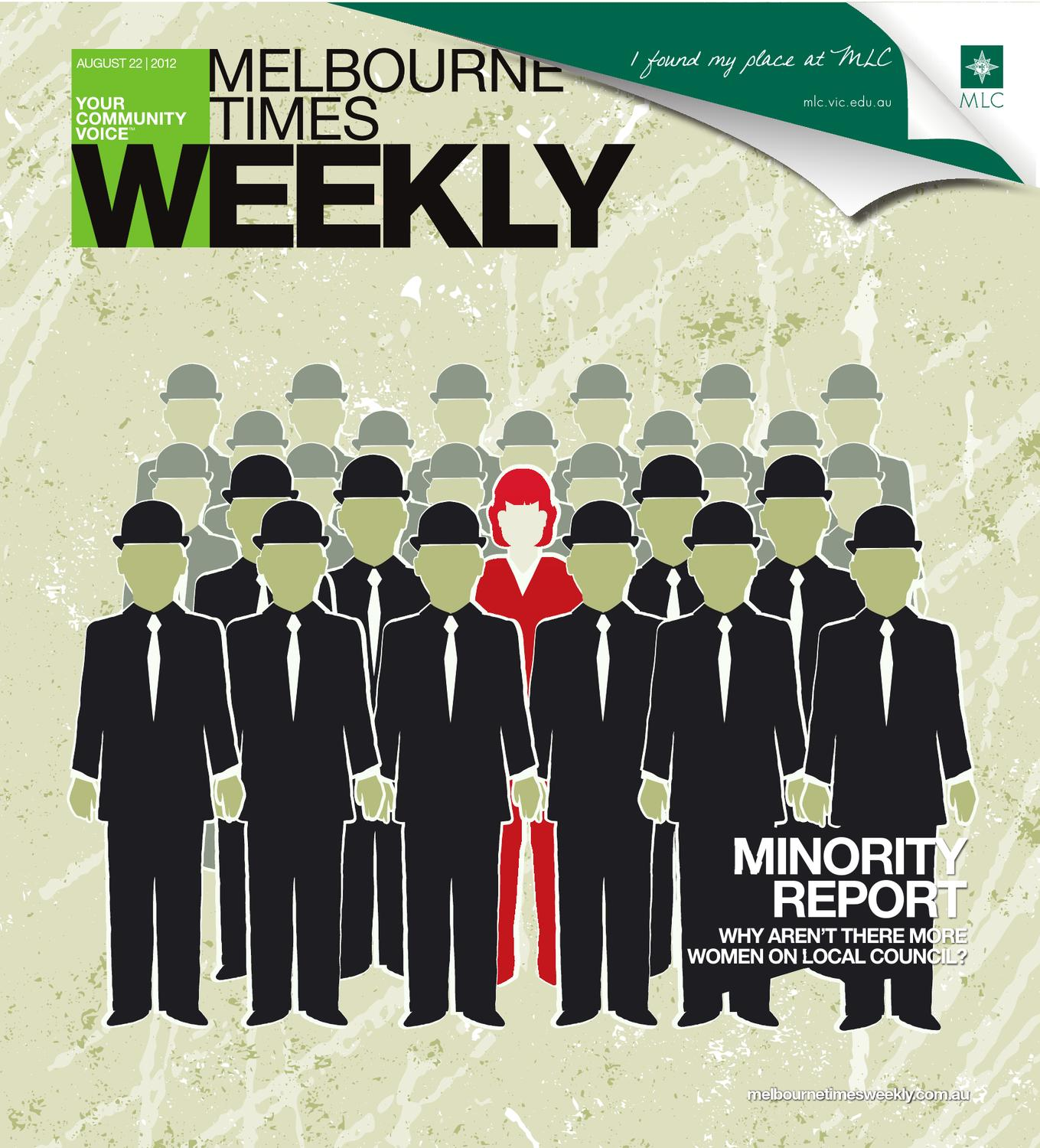 286c910395d41 The Melbourne Times Weekly by The Weekly Review - issuu