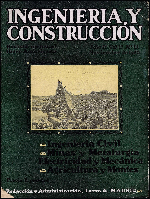 INGENIERIA Y CONSTRUCCION 01-01-11_1923 by FUNDACIÓN JUANELO ...